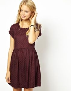 Image 1 - Jack Wills - Robe à manches courtes