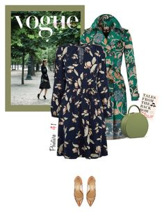 Show Off Your NYFW Street Style - 3 by mrs-len on Polyvore featuring mode, Oasis, Burberry and Bionda Castana