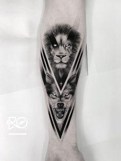 Wolf Tattoo Design, Tattoo Design Drawings, Tattoo Sleeve Designs, Tattoo Designs Men, Lion Tattoo Sleeves, Wolf Tattoo Sleeve, Mens Lion Tattoo, Sleeve Tattoos, Wolf Tattoo Forearm