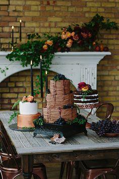 unique wedding #cake ideas @weddingchicks