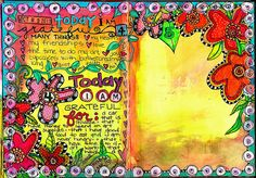 gratitude journal by rocnic23, via Flickr