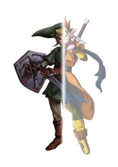 Ocarina Heros: From Link to Tapion
