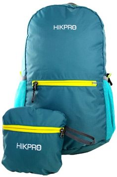 1d73eceb5a2 Lightweight Packable Backpack - Packable travel accessories such as these  options by HIKPRO are perfect for