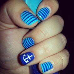 Essie Nautical look!