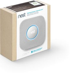 Protection In a box. I want this Nest smoke alarm! $129