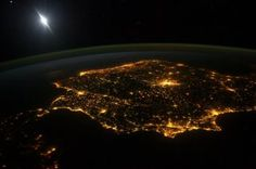 Spain and Portugal. (ESA)