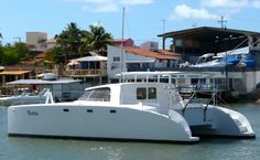 Aracaju, Brazil -- Luxury Catamaran - Photo by Dan Trepanier