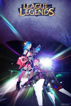 RUMI(RUMI) ジンクス コスプレ写真 - Cure WorldCosplay