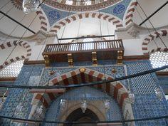 Rustem Pasa Mosque, Istanbul, 1561-63