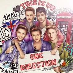 Kristina Webb One Direction Kristina Webb Drawings, Kristina Webb Art, One Direction Drawings, One Direction Art, Fanart, Online Tutorials, You Draw, 1d And 5sos, Beautiful Drawings