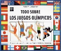 Un libro para acercarse a los deportes olímpicos con ilustraciones en popup.