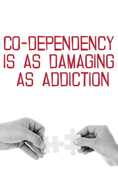 Addiction Recovery Blog: The journey to sobriety for addicted loved ones is as important as the journey to recovery of those who have become their co-dependents. Read more - https://recoveryexperts.com/rebuzz/roundups/co-dependency-is-as-damaging-as-addiction