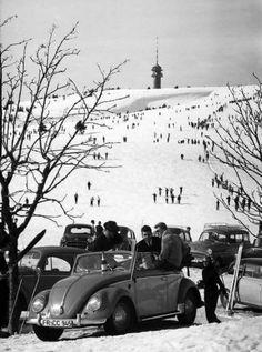 1959 Feldberg Transmission Tower. Source : Facebook