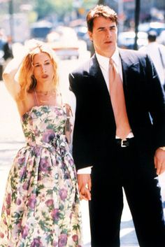 Carrie Bradshaw and Big