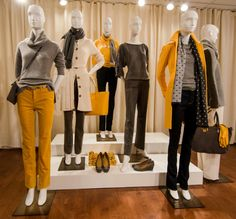 Talbot's Holiday 2013 - love the outfits and colors