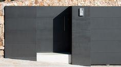 door steel design