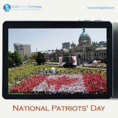 A Very Happy #National #PatriotsDay/ #VictoriaDay in #Canada.