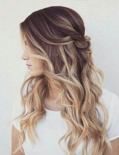 Bayalage-brown with blond