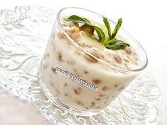 yetur'la lezzet kareleri: yoğurtlu buğday cacığı