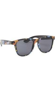 Neff Mens Daily Sunglasses, Jellyfish, One Size Fits All Best Price
