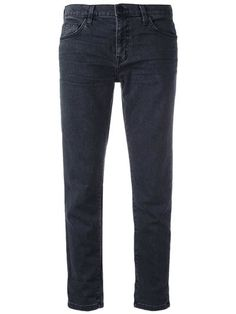 CURRENT/ELLIOTT 'The Fling' Cropped Jeans EVERMORE £270.00