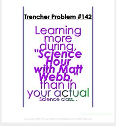 """Trencher Problem Learning more during, """"Science Hour with Matt Webb,"""" than in your actual Science class. Marianna Trench, Witty Profiles, Marianas Trench Band, Josh Ramsay, Canadian Boys, Pop Songs, Me Too Meme, My Chemical Romance, Cool Bands"""
