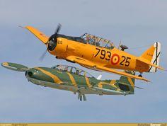 AviationCorner.net - Aircraft photography - North American T-6G Texan