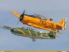 AviationCorner.net - Aircraft photography - North American T-6G Texan