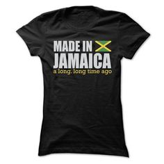 MADE IN JAMAICA T SHIRTS - #muscle tee #oversized sweater. BUY TODAY AND SAVE => https://www.sunfrog.com/LifeStyle/MADE-IN-JAMAICA-T-SHIRTS-Ladies.html?68278