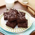 Cocoa Brownies - Dessert Recipes