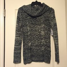 Brand new sweater! Brand new with all tags!! Bought it on a very marked down clearance that's why it's so cheap, in great condition! Charlotte Russe Tops