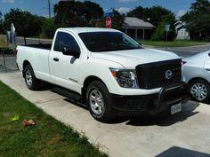 New Nissan, Bull Bar, Nissan Titan, Trucks, Cars, Country, Vehicles, Ideas, Rural Area