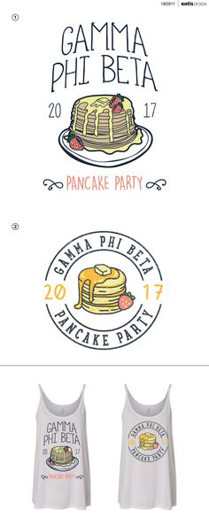 185911 - UO GPhi | Pancake Party '17 - View Proof - Kotis Design
