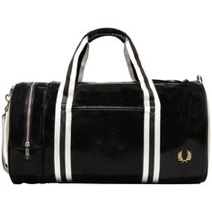 Holdalls | Leather Hodall | Sports Holdall | John Lewis ❤ liked on Polyvore featuring bags and luggage