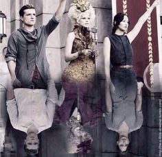 Hunger games : catching fire