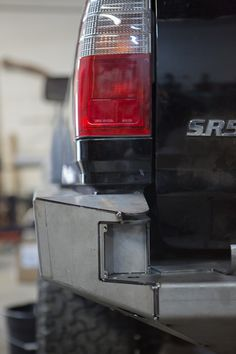 Outdoor Logic Gen Rear Plate Bumper spy thread - Page 8 - Toyota Forum - Largest Forum Toyota Runner, Toyota Hilux, Toyota Tundra, Toyota Surf, Diy Bumper, 3rd Gen 4runner, Jeep Wk, Chevy Blazer K5, Custom Metal Fabrication