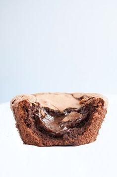 Coeur Coulant au chocolat sans gluten et sans lait - Délice Sans Gluten