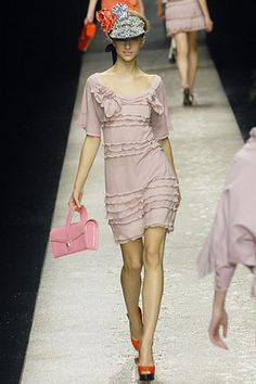 Sonia Rykiel Spring 2007 Ready-to-Wear - Collection - Gallery - Style.com