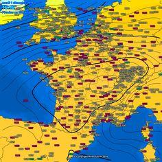 Meteociel - Archives de la pression atmosphérique observée ...