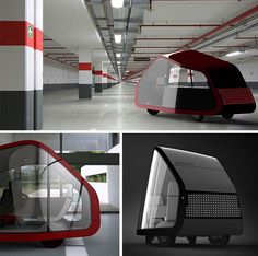 From pocket gadgets to portable houses, modularity and mobility are the hottest buzzwords of the industrial design world, so any sleek new conceptual (post)modern mobile home design that combines these is bound to raise heads - and, in this case, with very good reason. Imagine a driverless car t ...