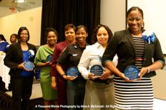Lambda Kappa Zeta Chapter-Hattiesburg, MS  Spring 2014 Scholarship Luncheon- Recipients of Awards, Left to Right: Soror Betty Tate accepting the award on behalf of her husband Robert Tate, Small Business Entrepreneur Award; Dr. Siddeeqah Bilal, Health Advocate Award; PALS, Community Outreach Award; Renee Causey - TJs Learning Center, Scholastic Endeavor Award and Honorable Gay Polk-Payton, Social Justice Award.