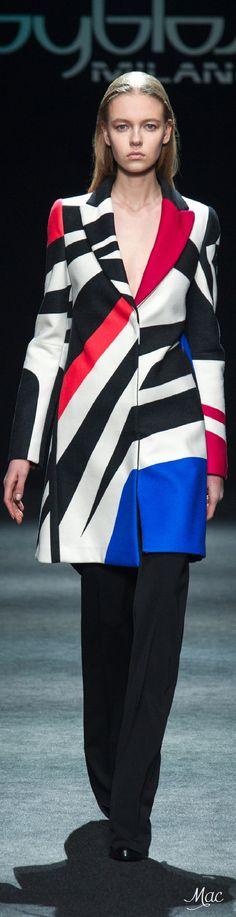 Fall 2015 Ready-to-Wear Byblos Milano