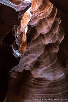Secret Canyon- Slot Canyon in Page, Arizona Page Arizona, Slot Canyon, Antelope Canyon, The Secret