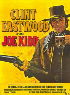Western Movies - Movie Posters - Joe Kidd