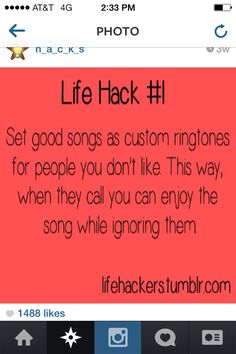 set good songs for people you don't like