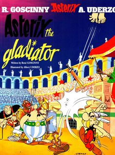 Philip Reeve Q&A - Asterix the Gladiator