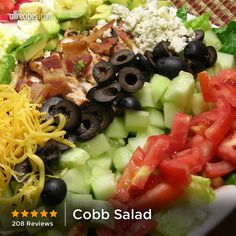 """Cobb Salad 