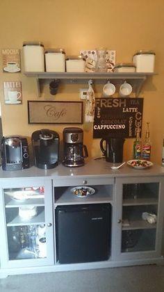 my coffee bar!!