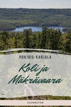 Kolin ykkösjuttu on ehdottomasti maisemien ihailu Ukko-Kolin huipulta. Polkua kannattaa kuitenkin jatkaa pidemmällekin, jolloin pääset ihastelemaan upeita järvi- ja vaaramaisemia muiltakin huipuilta ja näkemään uusiakin puolia Kolin kansallispuistosta. The Great Outdoors, Finland, Nostalgia, Hiking, Europe, Nature, Travel, History, Walks