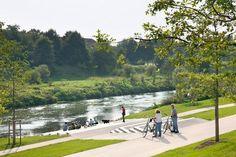 Flusspark Lünen - Google-Suche